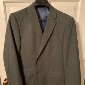 Men's JFerrar pin striped suit